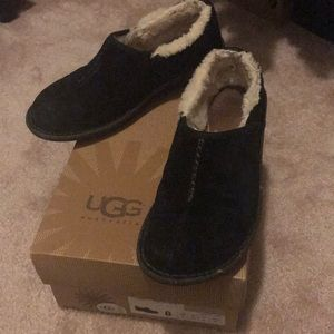 "UGG ""Bettey"" slip-on shoes size 8"